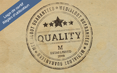 Les règles de bonne utilisation de votre logo de certification ISO 9001