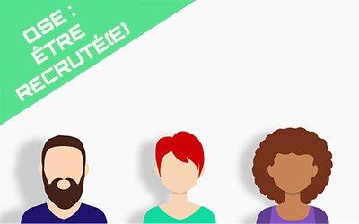 QSE: Conseils pour être recrutés